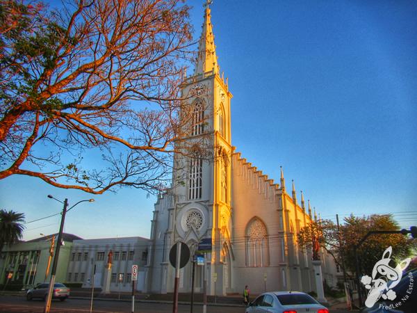 Igreja matriz de São Luiz Gonzaga - RS | FredLee Na Estrada