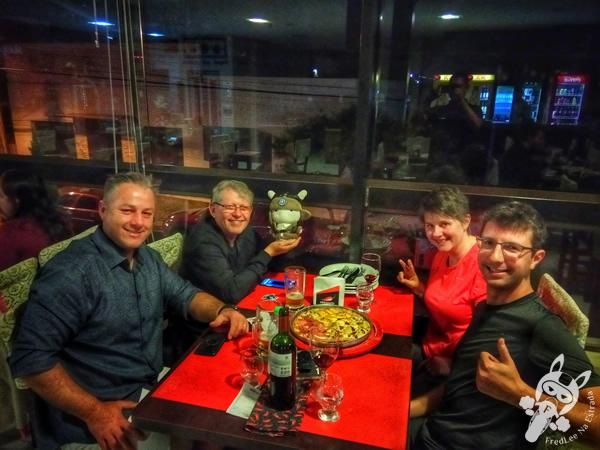 Jantar em São Luiz Gonzaga - RS | FredLee Na Estrada