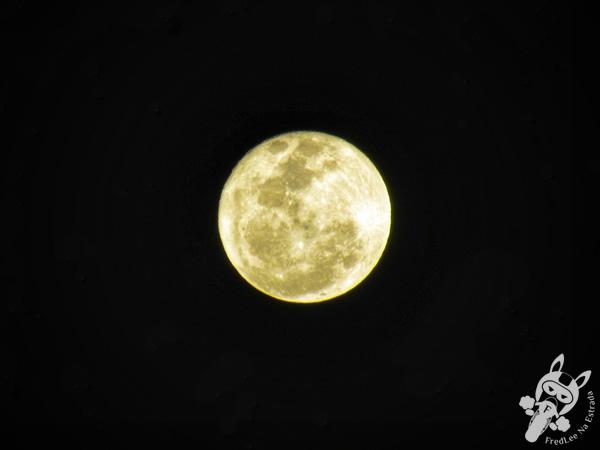 Lua em Presidencia Roque Sáenz Peña - Chaco - Argentina | FredLee Na Estrada