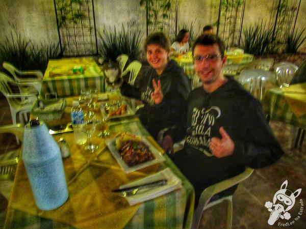 Jantar em Presidencia Roque Sáenz Peña - Chaco - Argentina | FredLee Na Estrada
