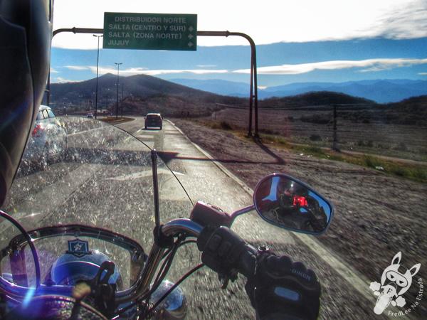 Ruta Nacional 9   Argentina   FredLee Na Estrada