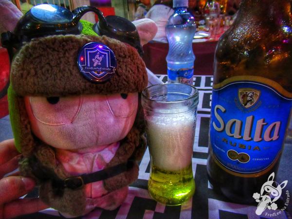 Jantar em Salta - Salta - Argentina   FredLee Na Estrada