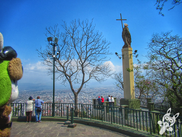 Teleférico San Bernardo | Salta - Salta - Argentina | FredLee Na Estrada