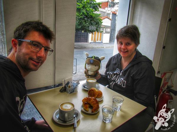 Café da manhã em Salta - Salta - Argentina | FredLee Na Estrada