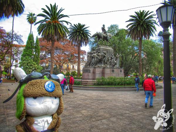Plaza 9 de Julio | Salta - Salta - Argentina | FredLee Na Estrada