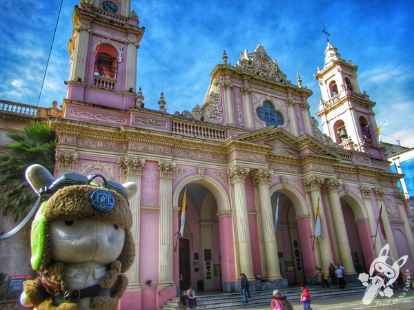 Catedral Basílica de Salta - Salta - Argentina | FredLee Na Estrada