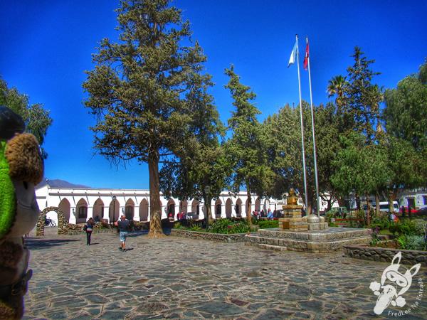 Plaza 9 de Julio | Cachi - Salta - Argentina | FredLee Na Estrada
