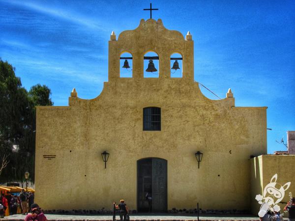 Iglesia San José | Cachi - Salta - Argentina | FredLee Na Estrada