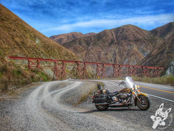 Ruta Nacional 51 | Viaducto de la Quebrada del Toro - Argentina | FredLee Na Estrada