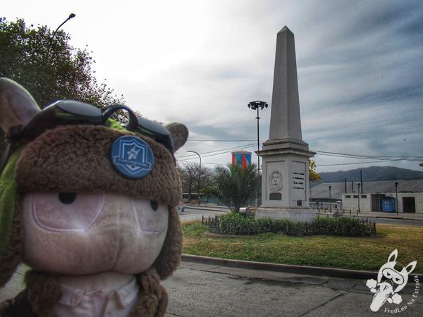 Quilômetro 0 de Jujuy - Argentina | FredLee Na Estrada