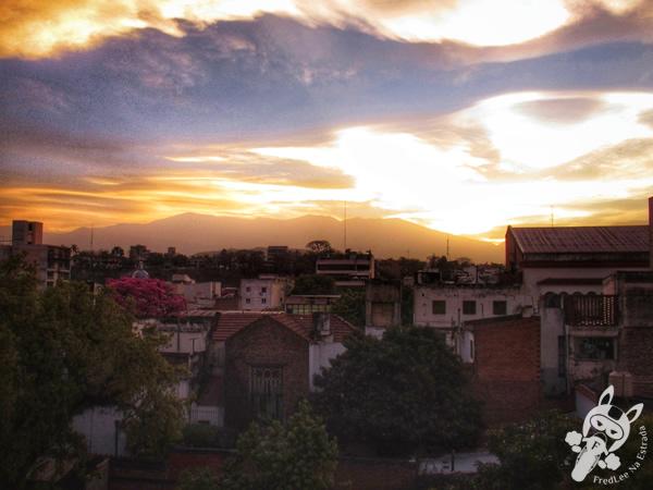 Pôr do Sol em San Salvador de Jujuy - Jujuy - Argentina | FredLee Na Estrada