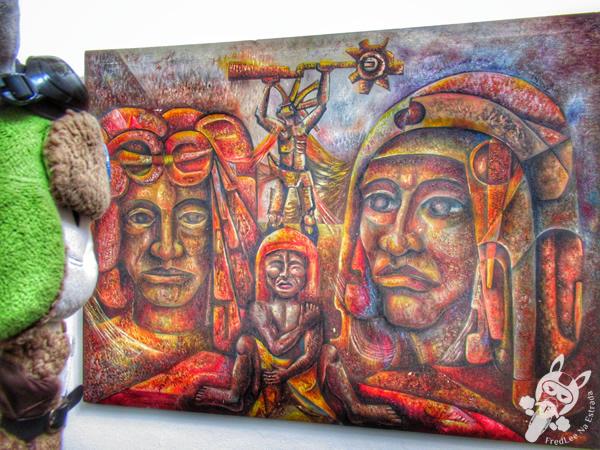 Museo Municipal de Bellas Artes Profesor Jorge Aaugusto Mendoza | San Salvador de Jujuy - Jujuy - Argentina | FredLee Na Estrada