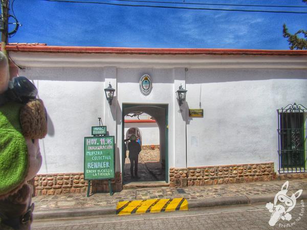 Salon municipal de San Francisco de Tilcara - Jujuy - Argentina | FredLee Na Estrada