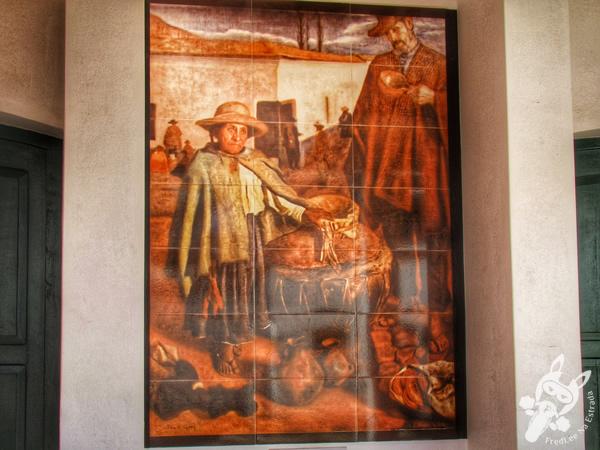 Museo Soto Avendaño | San Francisco de Tilcara - Jujuy - Argentina | FredLee Na Estrada