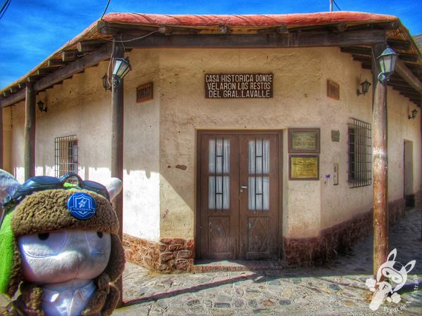 Casa histórica general Lavalle | San Francisco de Tilcara - Jujuy - Argentina | FredLee Na Estrada