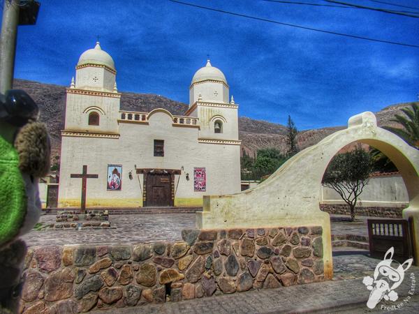 Iglesia Nuestra Señora del Rosario | San Francisco de Tilcara - Jujuy - Argentina | FredLee Na Estrada