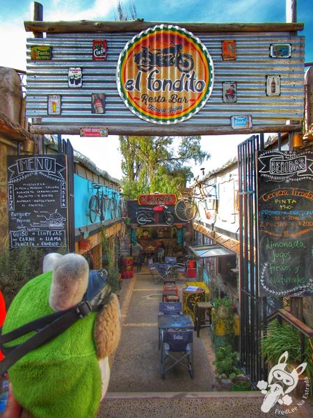 El Fondito Resto Bar | San Francisco de Tilcara - Jujuy - Argentina | FredLee Na Estrada