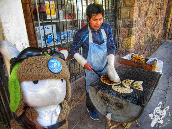Tortillas | San Francisco de Tilcara - Jujuy - Argentina | FredLee Na Estrada