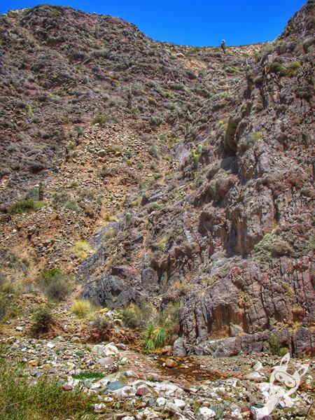 Circuito Turistico Garganta del Diablo - Comunidad Aborigen Ayllu Mama Qolla | San Francisco de Tilcara - Jujuy - Argentina | FredLee Na Estrada