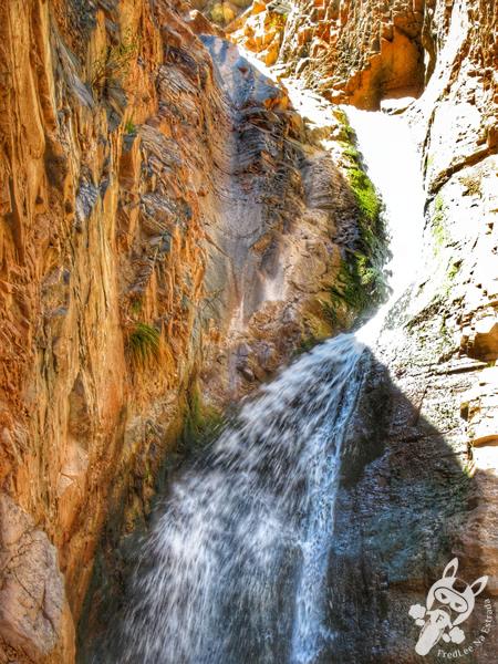 Cascada natural - Circuito Turistico Garganta del Diablo - Comunidad Aborigen Ayllu Mama Qolla | San Francisco de Tilcara - Jujuy - Argentina | FredLee Na Estrada