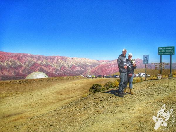 Serranías del Hornocal - Cerro de los 14 Colores | Humahuaca - Jujuy - Argentina | FredLee Na Estrada