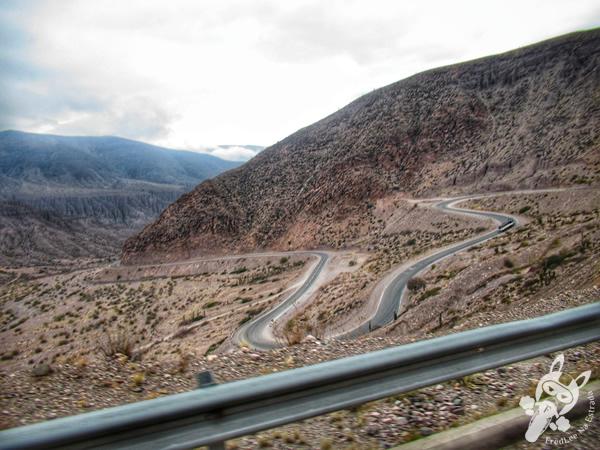 Cuesta de Lipán - Ruta Nacional 52 | Argentina | FredLee Na Estrada