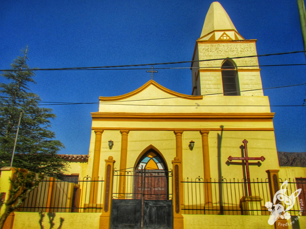 Iglesia Nuestra Señora del Carmen | Tolombón - Salta - Argentina | FredLee Na Estrada