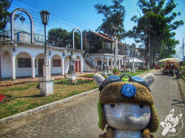 Parque Temático Histórico Ciudad de Famaillá   Famaillá - Tucumán - Argentina   FredLee Na Estrada