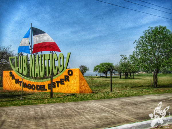 Club Nautico Santiago del Estero | Las Termas de Río Hondo - Santiago del Estero - Argentina | FredLee Na Estrada