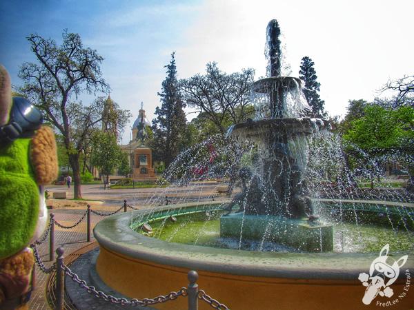 Plaza Libertad | Santiago del Estero - Santiago del Estero - Argentina | FredLee Na Estrada