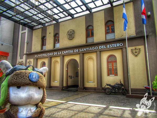 Municipalidad de la capital de Santiago del Estero - Santiago del Estero - Argentina | FredLee Na Estrada