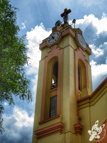 Igreja São Luiz Gonzaga | Gaurama - RS | FredLee Na Estrada