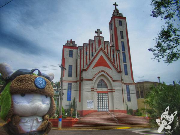 Igreja São João Batista | Marcelino Ramos - RS | FredLee Na Estrada