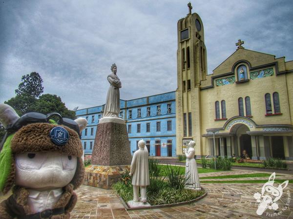 Santuário de Nossa Senhora da Salette | Marcelino Ramos - RS | FredLee Na Estrada