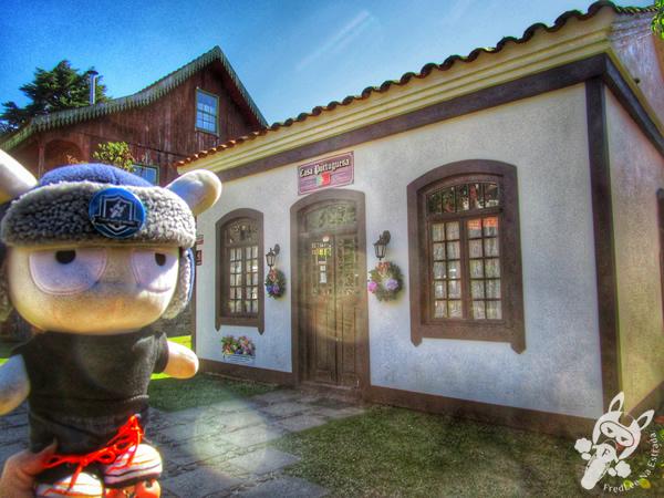 Casa Portuguesa | Gramado - RS | FredLee Na Estrada