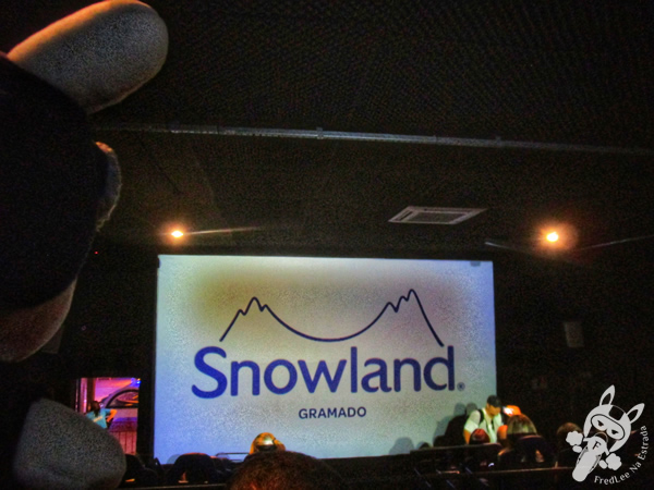 Cinema 4D - Snowland | Gramado - RS | FredLee Na Estrada