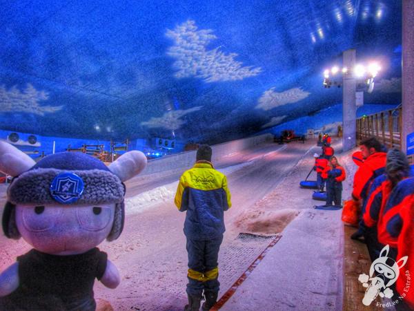 Tubing - Snowland | Gramado - RS | FredLee Na Estrada