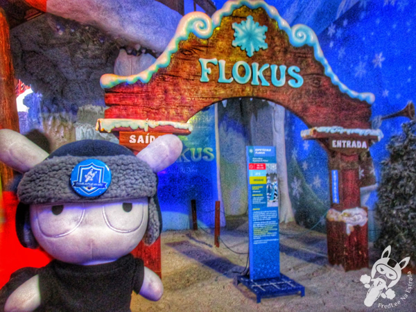 Flokus - Snowland | Gramado - RS | FredLee Na Estrada