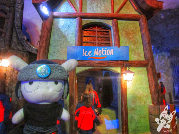 Ice Motion - Snowland | Gramado - RS | FredLee Na Estrada