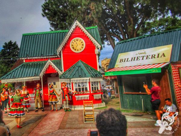 Vila de Natal | Gramado - RS | FredLee Na Estrada