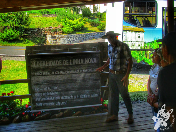 Linha Nova - Tour Linha Bella | Gramado - RS | FredLee Na Estrada