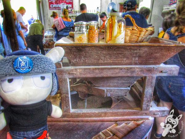 Moinho Cavichion - Tour Linha Bella | Gramado - RS | FredLee Na Estrada