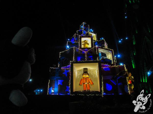Catedral de Pedra | 32º Sonho de Natal de Canela - RS | A Fábrica de Sonhos | FredLee Na Estrada