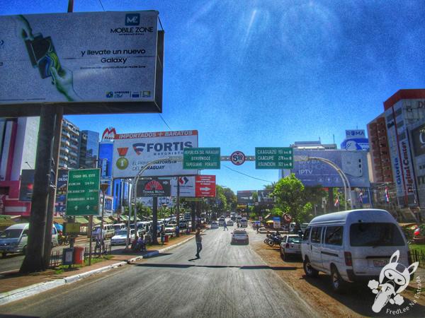 Ciudad del Este - Alto Paraná - Paraguai | FredLee Na Estrada