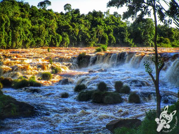 Parque Saltos Monday | Presidente Franco - Alto Paraná - Paraguai | FredLee Na Estrada