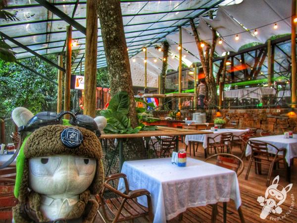 Restaurante Aqua - Parque Saltos Monday | Presidente Franco - Alto Paraná - Paraguai | FredLee Na Estrada