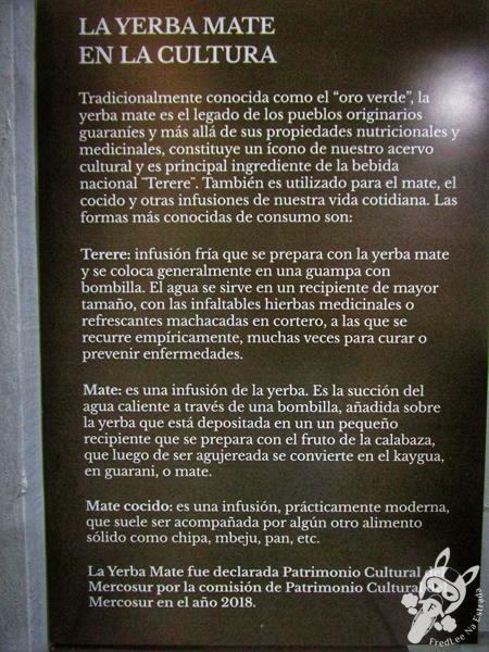 Museo de Historia - El Mensú | Ciudad del Este - Alto Paraná - Paraguai | FredLee Na Estrada
