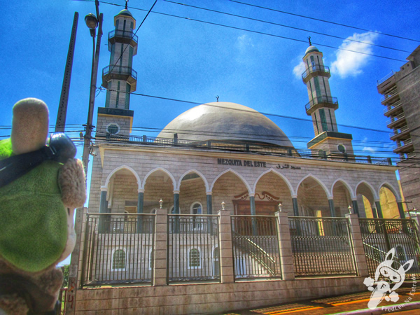 Mesquita Alkhaulafa Al-Rashdeen - Mesquita del Este | Ciudad del Este - Alto Paraná - Paraguai | FredLee Na Estrada