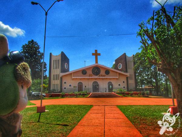 Catedral San Blas | Ciudad del Este - Alto Paraná - Paraguai | FredLee Na Estrada