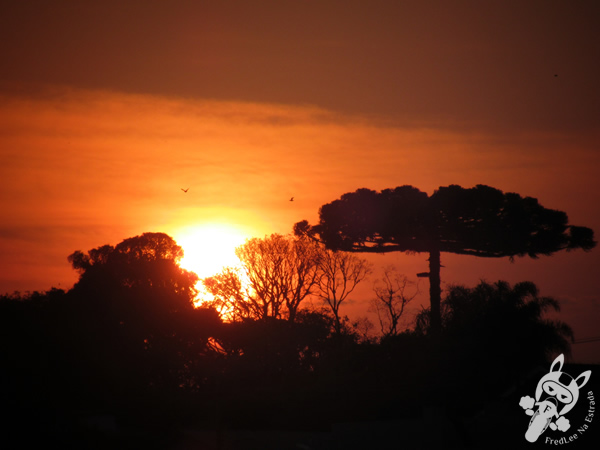 Nascer do Sol em Erechim - RS | FredLee Na Estrada